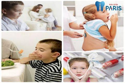 cách trị hôi miệng ở trẻ em an toàn