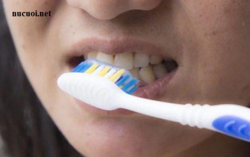 Cách làm trắng răng bằng vỏ chuối 6