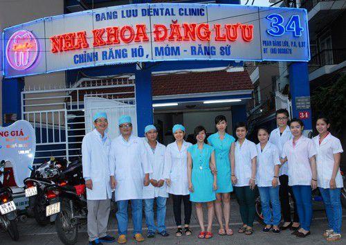 thông tin về nha khoa Đăng Lưu