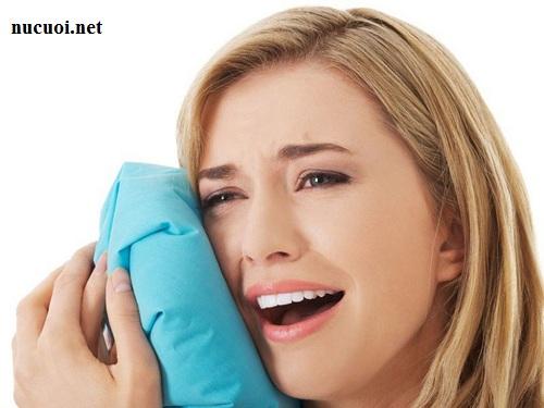 Tác hại của răng khôn mọc lệch
