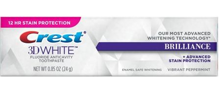 Kem đánh răng Crest 3D White Anticavity Toothpaste
