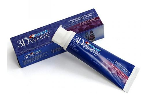 Kem đánh răng Crest 3D White Radiant Mint